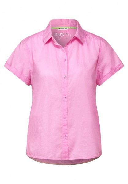 Street One solid Bluse