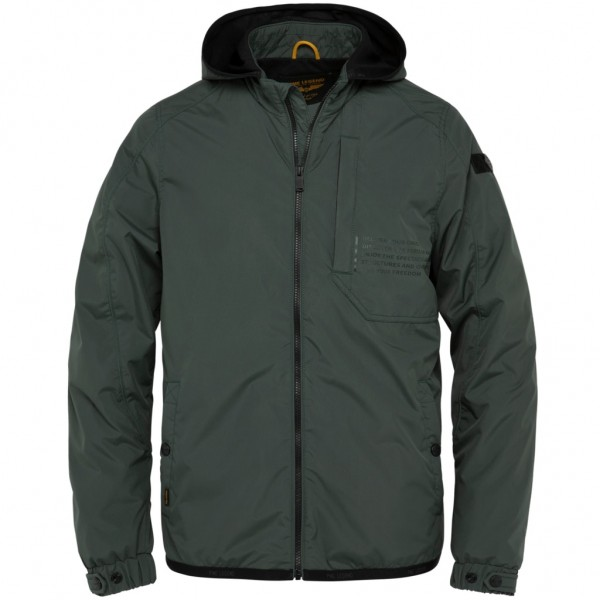 PME Zip jacket Scouter Poly recycle